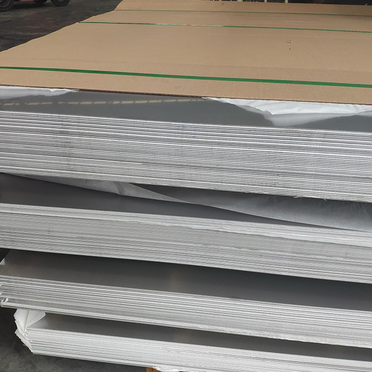 No 1 Stainless Steel Plate