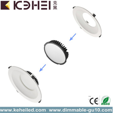 Dimmable Downlight 40W Warm White to Cool White