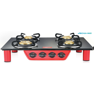 Prestige Breeze Gas Table 4 Burners