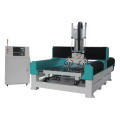Granite Round and Flat Carving CNC Router Machine