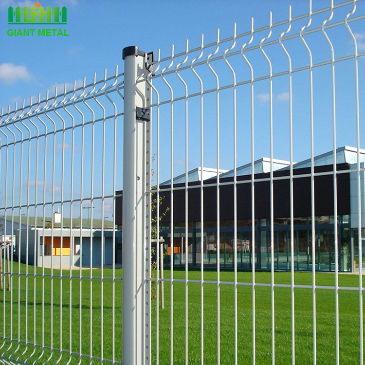 high quality 3D bending mesh fence for sale