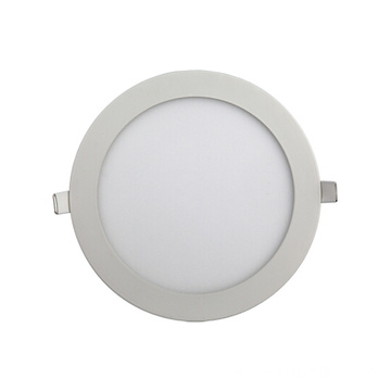 Ultra-thin Round LED Recessed Panel Light