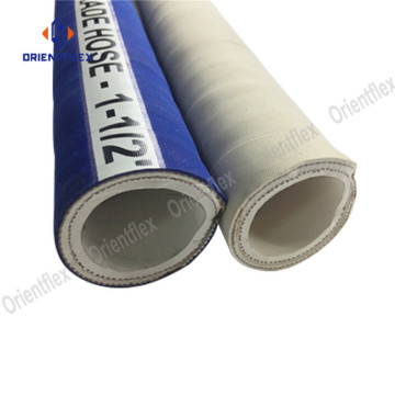 High temperature steam rubber hose