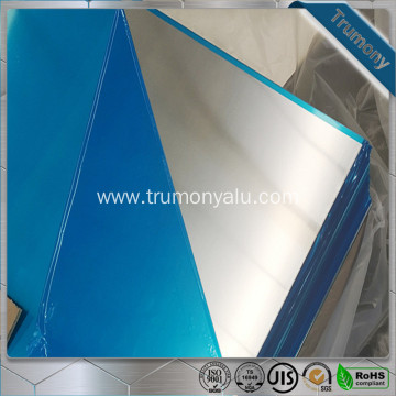 Low Cte 4047 aluminum silver sheet for electronic