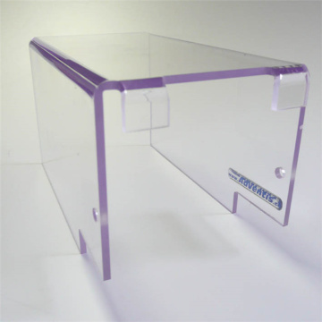 Custom polycarbonate sheet cold bending