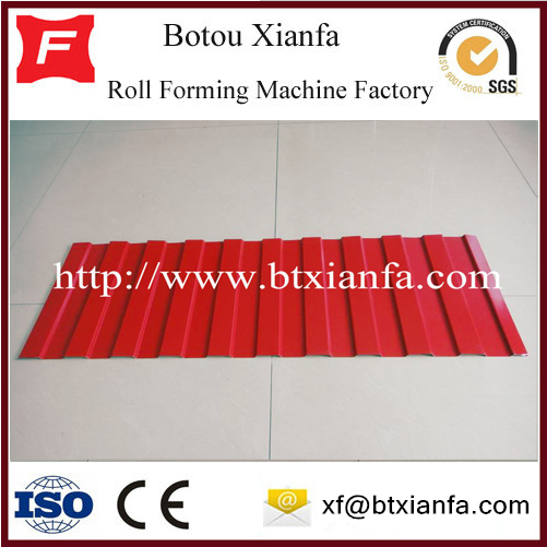 Wall Panel Sheet Roll Forming Machine