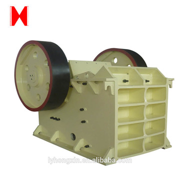 impact crusher for crushing hard rock