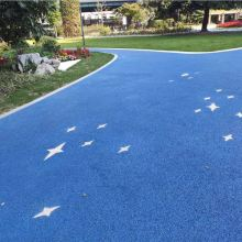 Customized Colored Resin Pavement