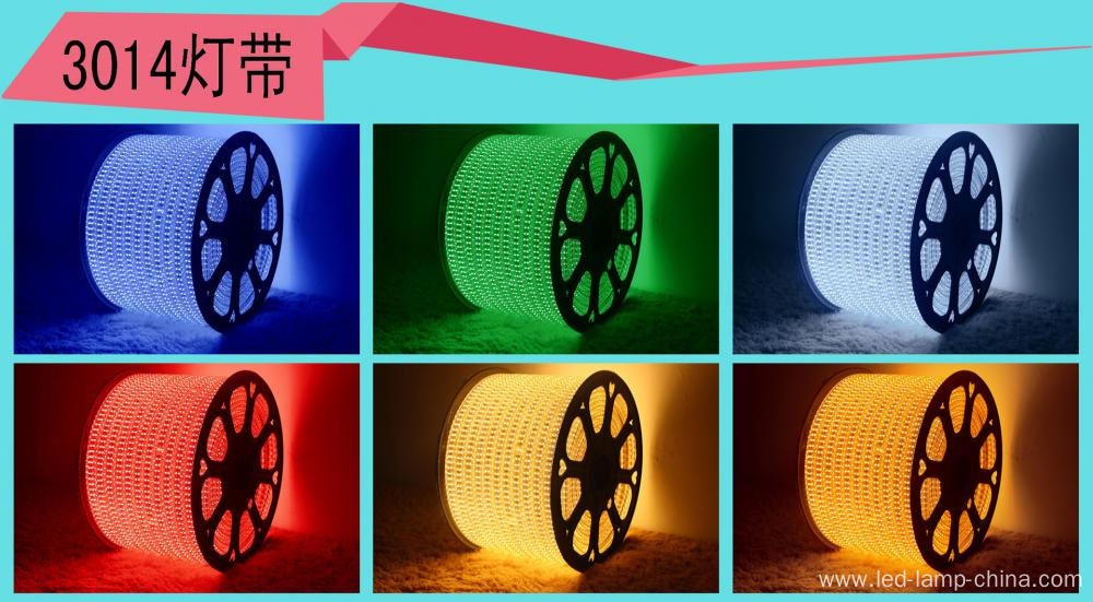 SMD3014 LED Strip Light Waterproof Strip Light