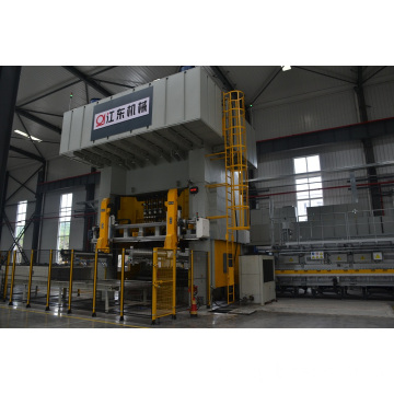 HIGH STRENGTH STEEL HOT STAMPING PRESS YJKHS-600-3225