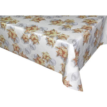 Pvc Printed fitted table covers Table Linens Ottawa
