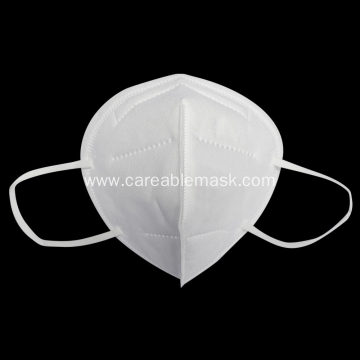 KN95 Mask GB2626-2006 5Ply Ear Loop 100PCSBox