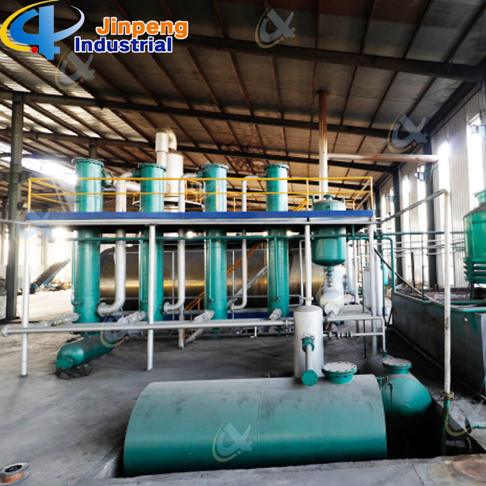 Pyrolysis Machine for oil