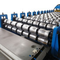 Glazed Sheet Roofing Panel Cold Forming Machine