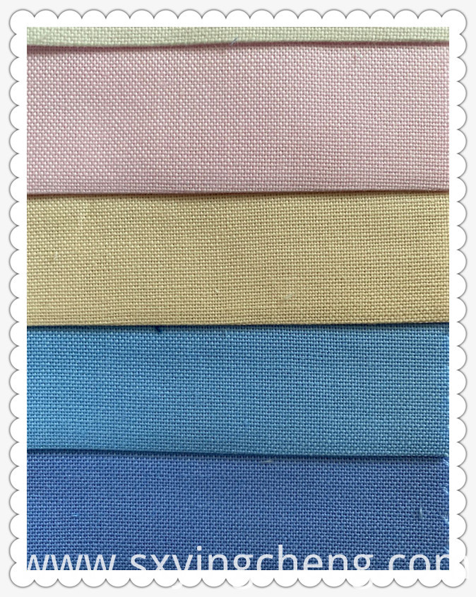 Bright Color Uniform Fabric