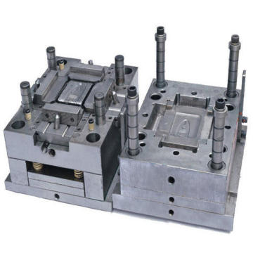 Custom CNC Machining Injection Steel Mold For Plastic