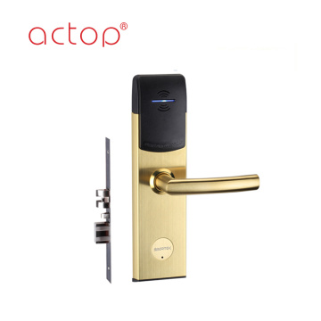ACTOP key card door lock for hotels