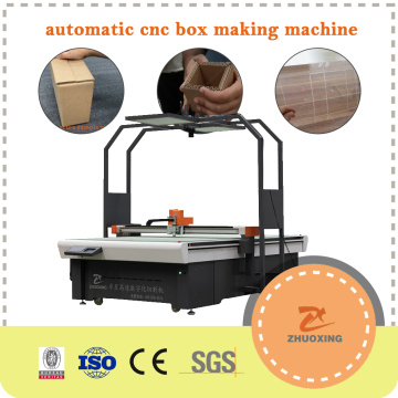Box Making Plotter Cutter Machine for Sale