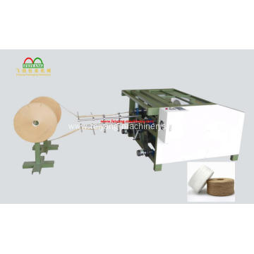 Full Auto Paper Rope Manufacturing Machinery