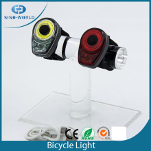 Multifunctional COB Led usb led bike lamp