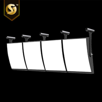 Curved Restaurant Menu Light Boxes