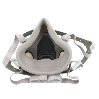 Genuine 3M gas mask