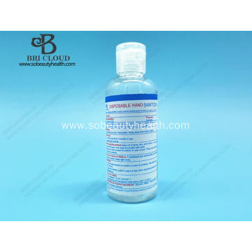 100ml 75% alcohol leave-on quick-dry hand gel