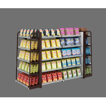 Good Quality Display Shelves For Supermarket
