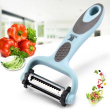 2020 New Stainless Steel Multi-function Vegetable Peeler Cutter Julienne Peeler Potato Carrot Grater Kitchen Tool Slicer