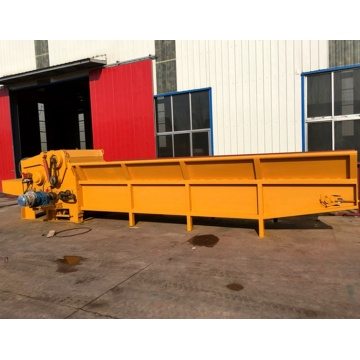 large output wood chip machine