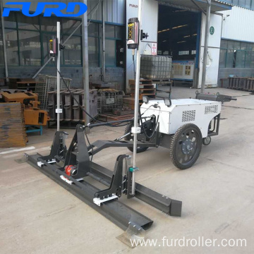 Concrete laser levelling screed machine screeding concrete floors FDJP-24D