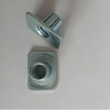 Carbon steel zinc plated weld nuts