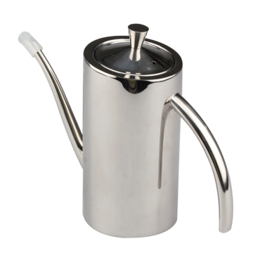 Stainless steel household oil kettle