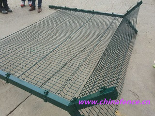 Anti Climb Airport Fence