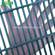 PVC Coated Security Metal Anti Climb 358 Fence
