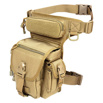 Travel Motorcycle Thigh Canvas Holster Leg Tool Bag