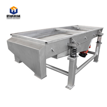 sesame stainless steel linear vibrating screen price list