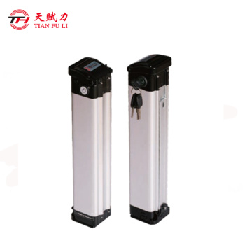 Silver Fish 48v 10ah e-bike lithium battery
