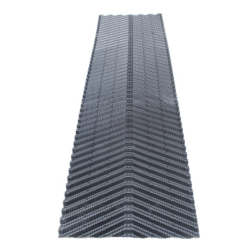 19mm Sheet Space 610mm Counter Flow Cooling Tower PVC Fills for Cooling Tower