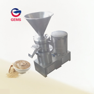 Colloid Milling Avocado Grinder Mung Bean Grinder Machine