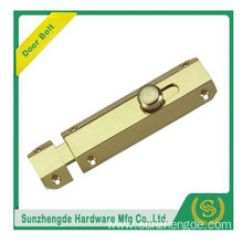 SDB-015BR Simple Shape High Quality Shear Floor Door Bolt Connector With Bronze Finish