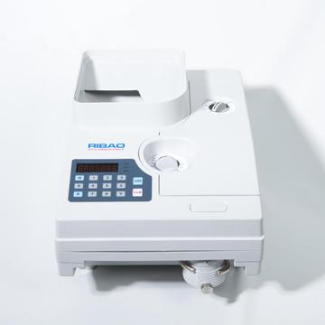 High Speed coin counter for Swiss coins