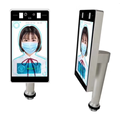8 Inch Screen 1080P Facial Recognition Camera