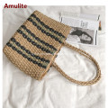 New Summer Beach Straw Large Capacity Women Bag
