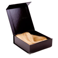 Hair Extension Package Collapsible Flat Packed Box