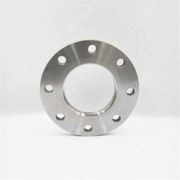 ANSI B16.5 standard 1 inch size plate flange