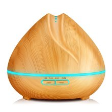 led essential oil air aroma diffuser 7 color