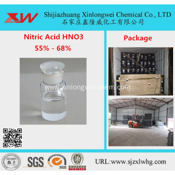 Nitric Acid (HNO3) 68%