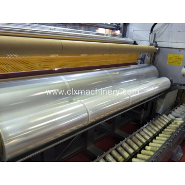 Production sa Extruder Machine alang sa Stretch Film