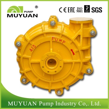 High Performance Phosphoric Acid UG2 Chrome Slurry Pump